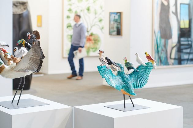 Art Brussels 2017, Bernier Eliades Gallery (c) David Plas