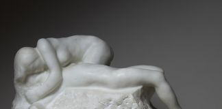 Auguste Rodin, La morte di Adone, 1891 marmo, Parigi, musée Rodin © musee Rodin, foto Adam Rzepka
