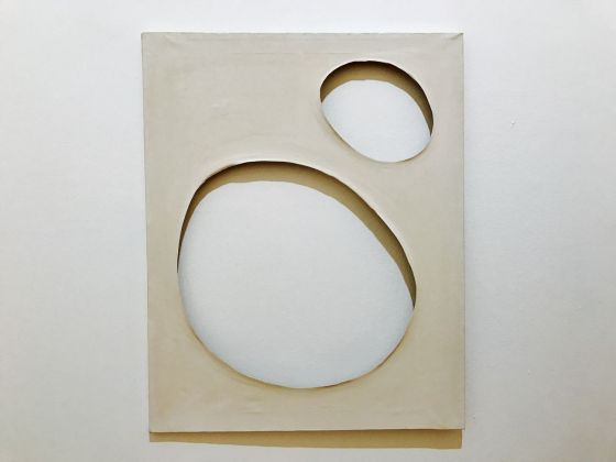 Biennale di Lione 2017. Dadamaino, Volume, 1959