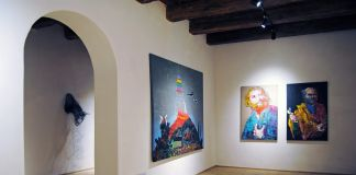 BoCS Art Museum, Cosenza - sala espositiva