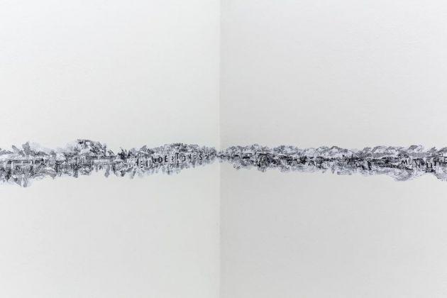 Botto&Bruno. White noise. Exhibition view at Alberto Peola Arte Contemporanea, Torino 2017