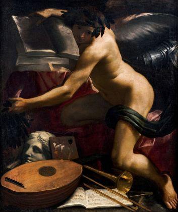 Carlo Bononi, Genio delle Arti, 1620. Collezione Lauro