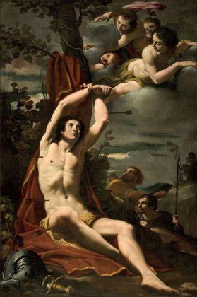 Carlo Bononi, San Sebastiano, 1622 23 ca. Reggio Emilia, Cattedrale