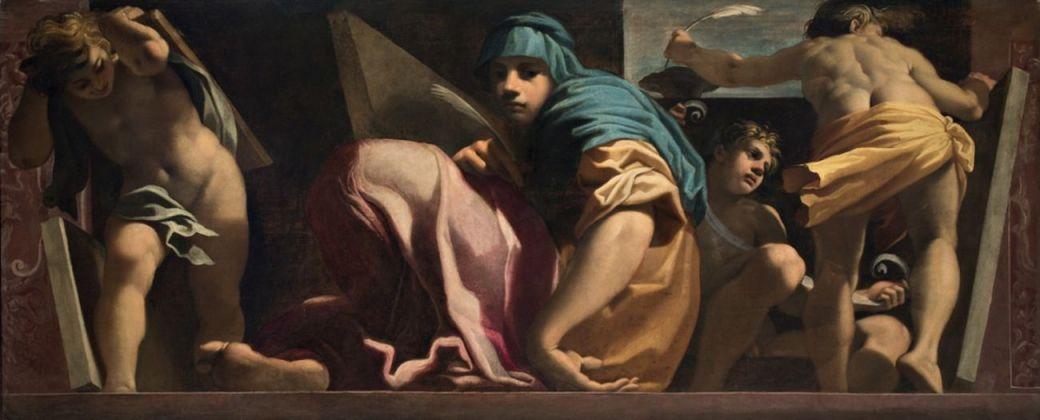 Carlo Bononi, Sibilla, 1610. Fondazione Cavallini Sgarbi