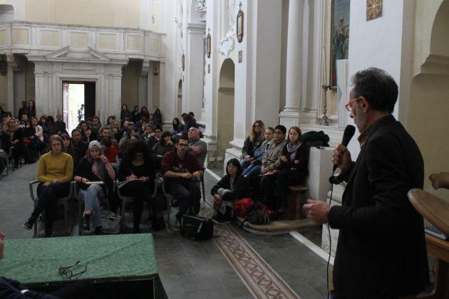 Conferenza. Innovare l'impresa con l'arte. Il metodo della Fondazione Ermanno Casoli. Urbino, Accademia di belle arti