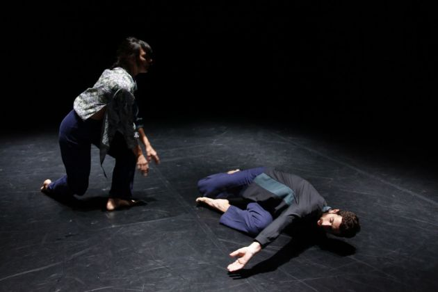 Cristina Kristal Rizzo, VN Serenade. LuganoInScena, LAC, Lugano 2017