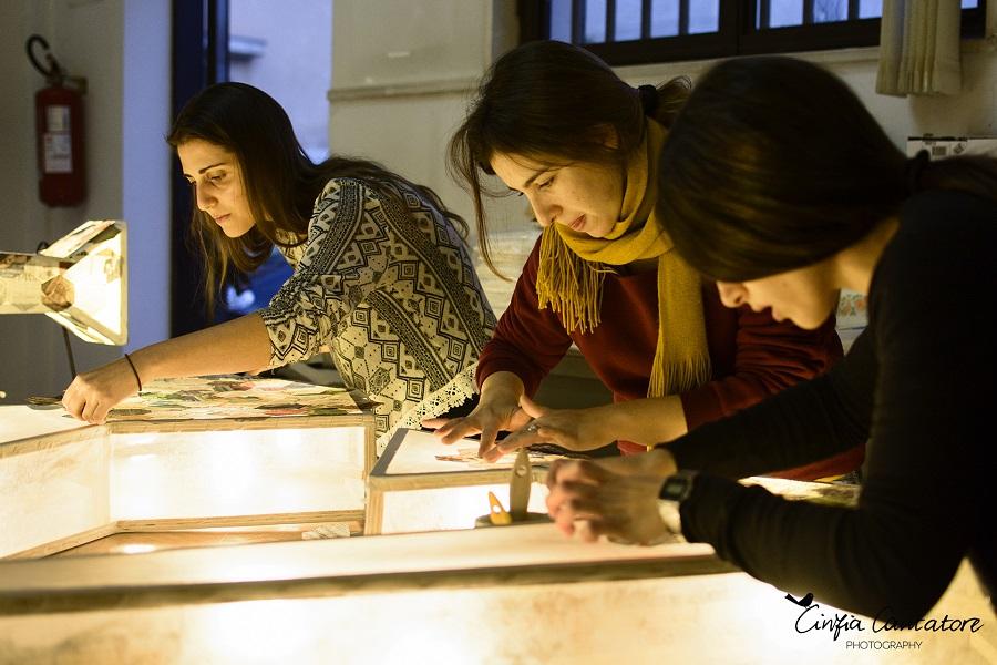 Luci d'artista a Ruvo di Puglia, ph. Cinzia Cantatore