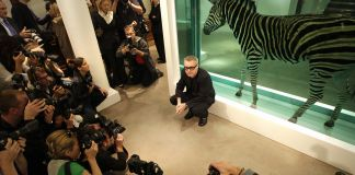 Damien Hirst all'asta Beautiful Inside My Head Forever