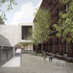 David Chipperfield Architects, New Royal Academy of Arts, Londra © David Chipperfield Architects