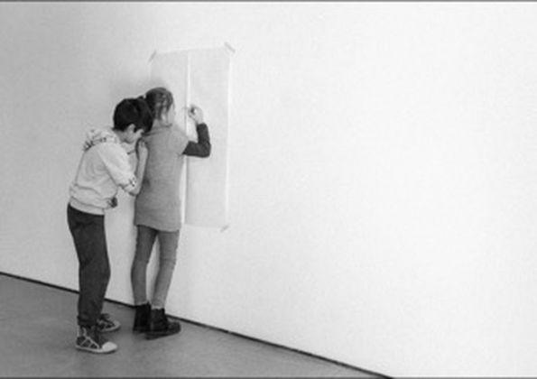 Perform! Dennis Hoppenheim. Centrale Fies_Art Work Space, 2017. Photo Andrea Pizzalis