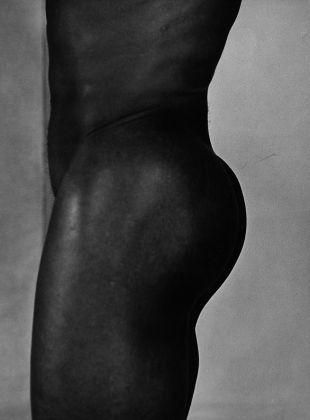 Elio Luxardo, Nudo maschile, 1937