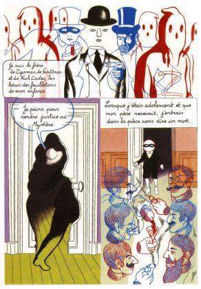 Éric Lambé, Magritte