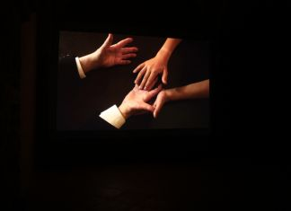Francesca Grilli, Faster Than Light, 2015. Installation View. @JacopoNanni