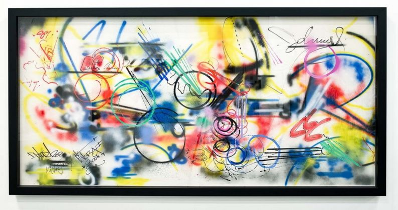 Futura, 1982, private collection