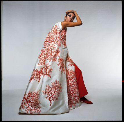 Gian Paolo Barbieri, Ivana Bastianello per Valentino, Vogue Italia, 1969