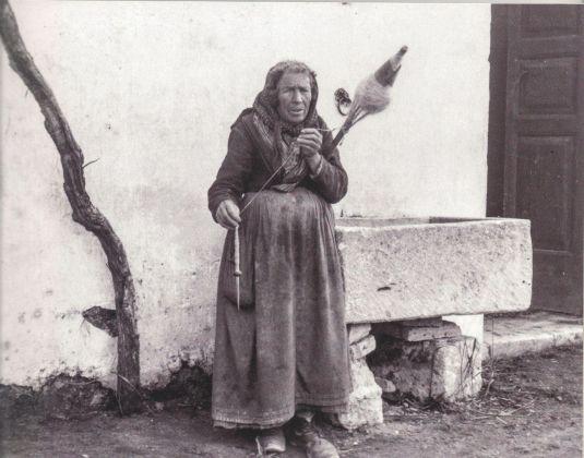 Giuseppe Palumbo, Filatrice, 1907