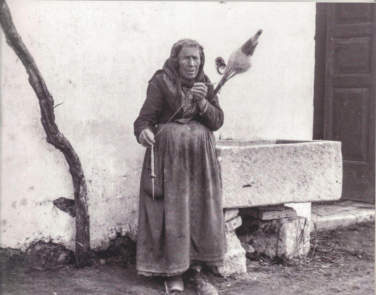 Giuseppe Palumbo, Contadina, 1907