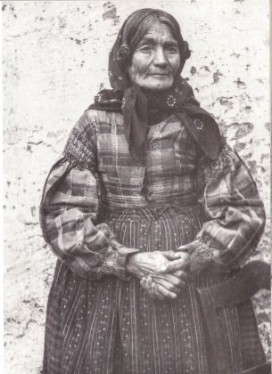 Giuseppe Palumbo, Prefica di Martano, 1907