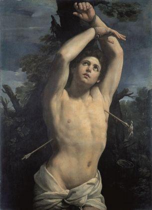 Guido Reni, San Sebastiano, 1616 ca. Genova, Musei di Strada Nuova, Palazzo Rosso