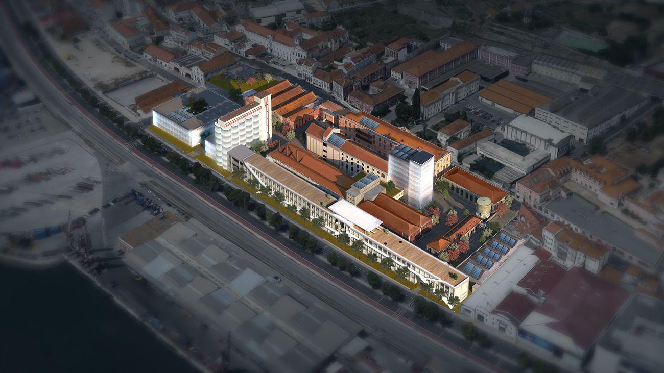 HCB – Hub Criativo Beato, Lisbona