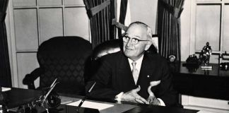 Harry Truman e il motto The Buck Stops Here