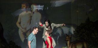 Hector Berlioz, La Damnation de Faust. Regia di Damiano Michieletto. Photo Yasuko Kageyama - Opera Roma 2017
