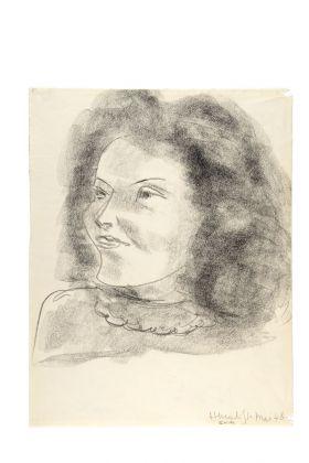 Henri Matisse, Testa di donna [Eva]. Villa Necchi Campiglio, Milano 2017 (c) FAI - Fondo Ambiente Italiano