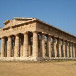 Il Tempio di Nettuno a Paestum