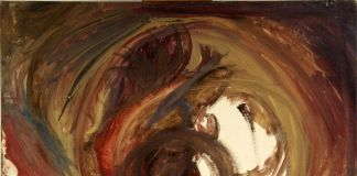 Jack Kerouac, Truman Capote, 1959, olio su tela, 51x40,3 cm