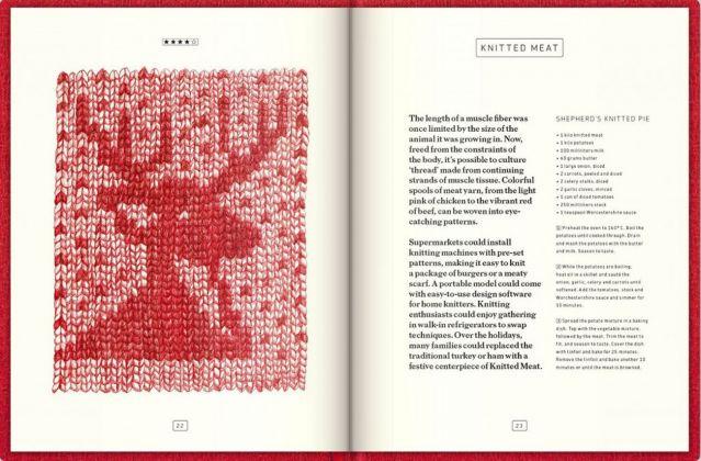 Koert van Mensvoort, The In Vitro Meat Cookbook