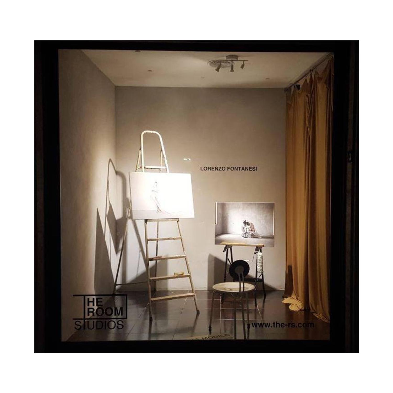 The Room Gallery, la vetrina di Lorenzo Fontanesi
