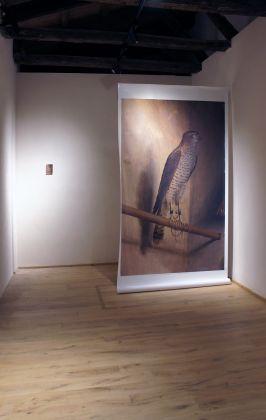 Lamberto Teotino, Reworking of a Painting 1, 2015, BoCs Art Museum Cosenza