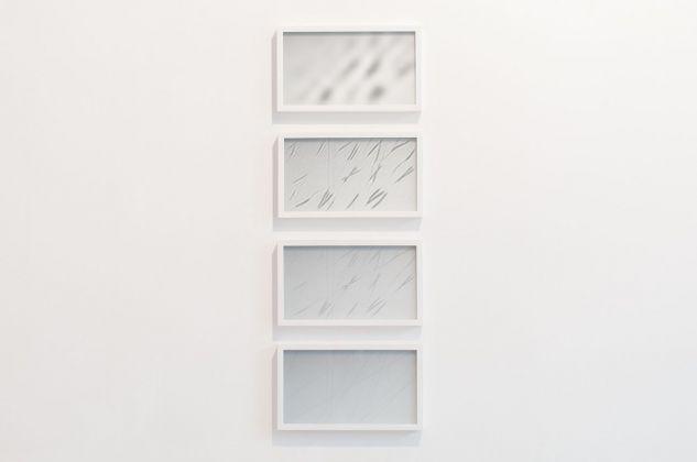 Les yeux qui louchent. Michele Spanghero. Installation view at Galleria Alberta Pane, Venezia 2017