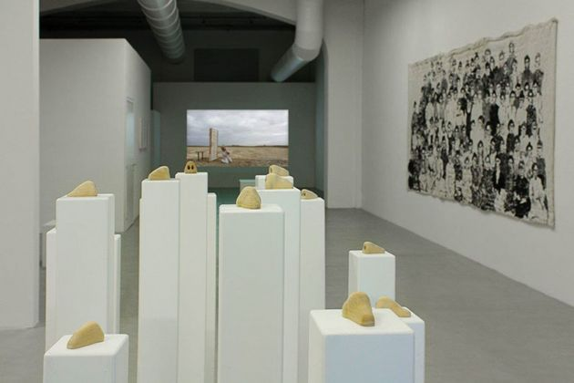 Life From My Window. Installation view at Laura Bulian Gallery, Milano 2017
