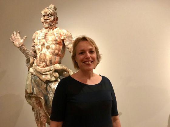 Linda Volkers, responsabile dell'international e digital marketing al Rijksmuseum di Amsterdam