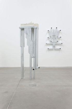 Luca Monterastelli. To Build a Fire. Exhibition view at Galleria Lia Rumma, Milano 2017