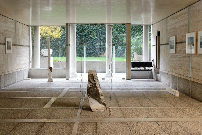 Luigi Ghirri & Paolo Icaro. Le pietre del cielo. Exhibition view at Fondazione Querini Stampalia, Venezia 2017