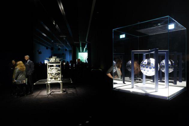 GRAVITY foto Musacchio Ianniello courtesy Fondazione MAXXI
