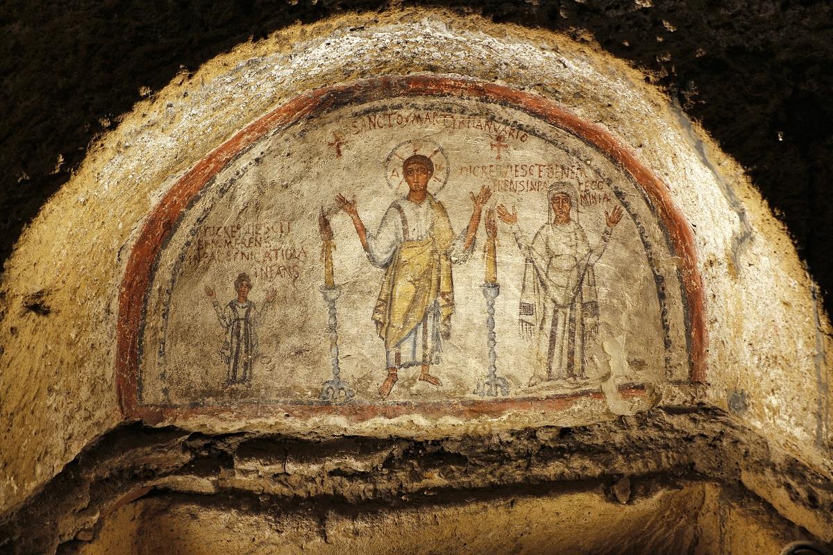 Catacombe San Gennaro a Napoli