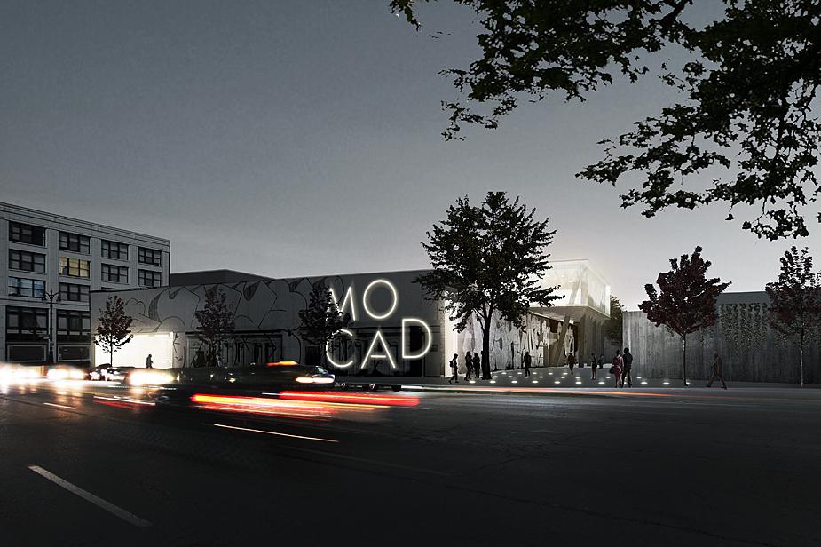 MOCAD, Museum of Contemporary Art Detroit