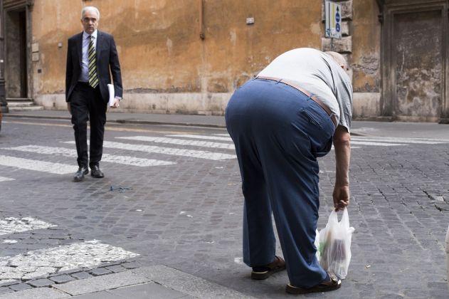 Mohamed Keita, Roma, Corso Rinascimento, 2015