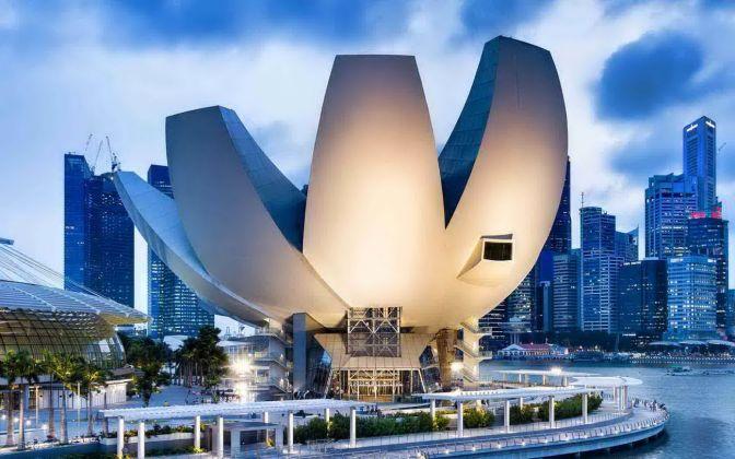 Moshe Safdie, Art Science Museum, Singapore