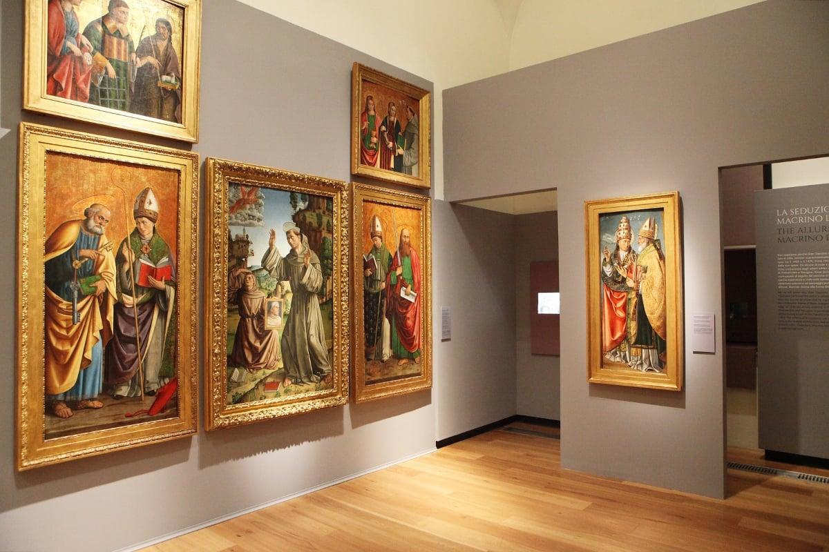Musei Reali Torino - Galleria Sabauda, Macrino d'Alba, Credits Daniele Bottallo
