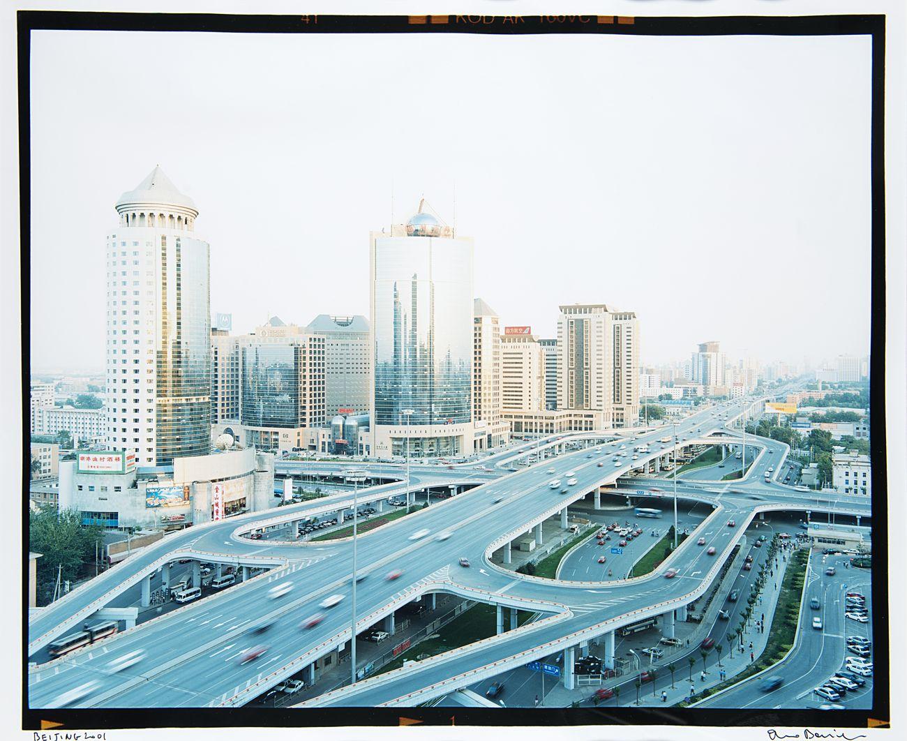 Olivo Barbieri, Beijing, 2001