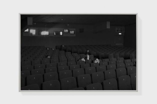 Mario Garcia Torres. When Time Lost Its Patience. Installation view at Galleria Franco Noero, Torino 2017