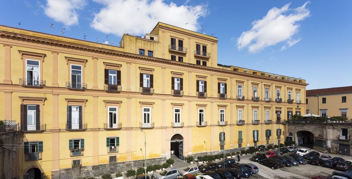 Palazzo Spinelli di Tarsia foto di Amedeo Benestante
