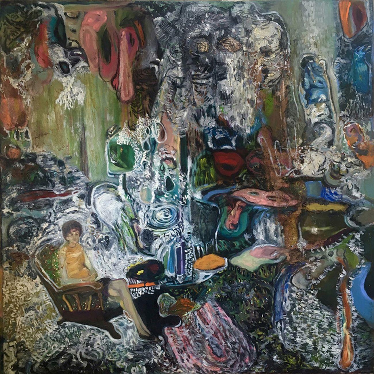 Paola Angelini, Il dipinto che ha salvato mio padre, 2016