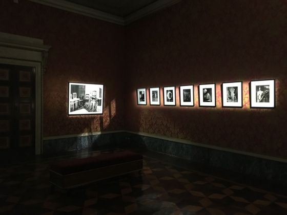 Paolo Roversi. Storie. Installation view at Palazzo Reale, Milano 2017