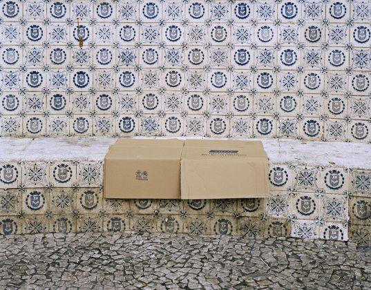 Papelão e Azulejo, 2012. Centro. © Felipe Russo