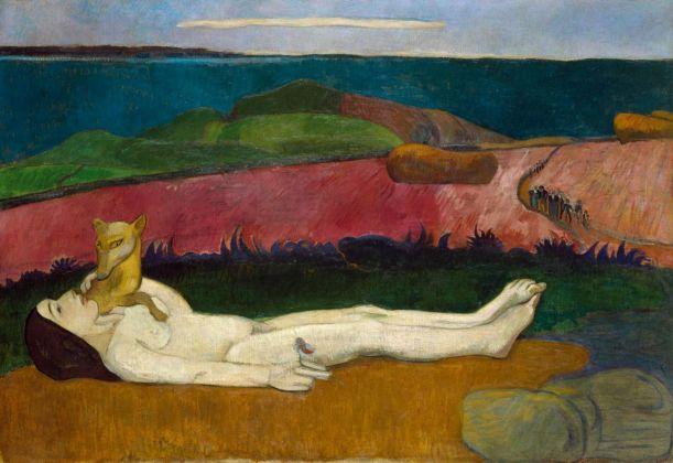 Paul Gauguin, La perdita della verginità, 1981
